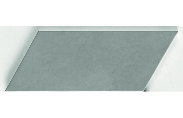 Cement Series 4 x 10 Porcelain Field Tile Light Grey by Walkon Tile