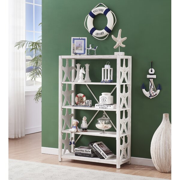 Home & Garden Dawkins Etagere Bookcase