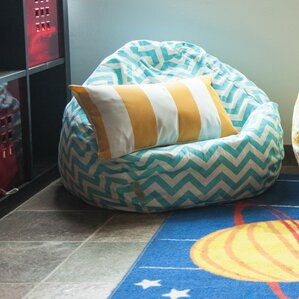 Aspen Bean Bag Chair by Viv + Rae