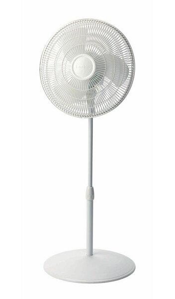 16 Oscillating Pedestal Fan by Lasko