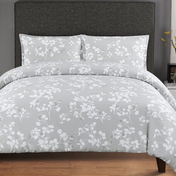 Paloma Cotton Duvet Set by Echelon Home