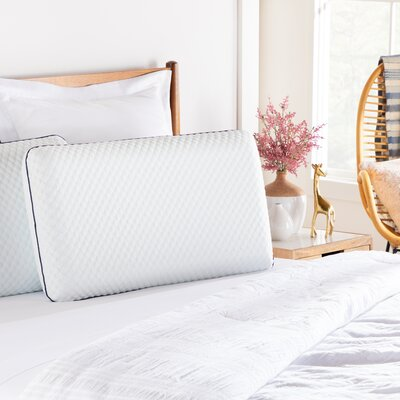 Coconut Scented Bed Memory Foam Pillow