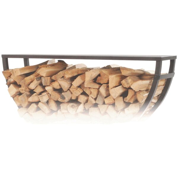 Table Top For Crescent Log Rack by Shelter