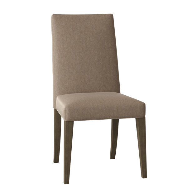 Ajhar Upholstered Dining Chair by Latitude Run