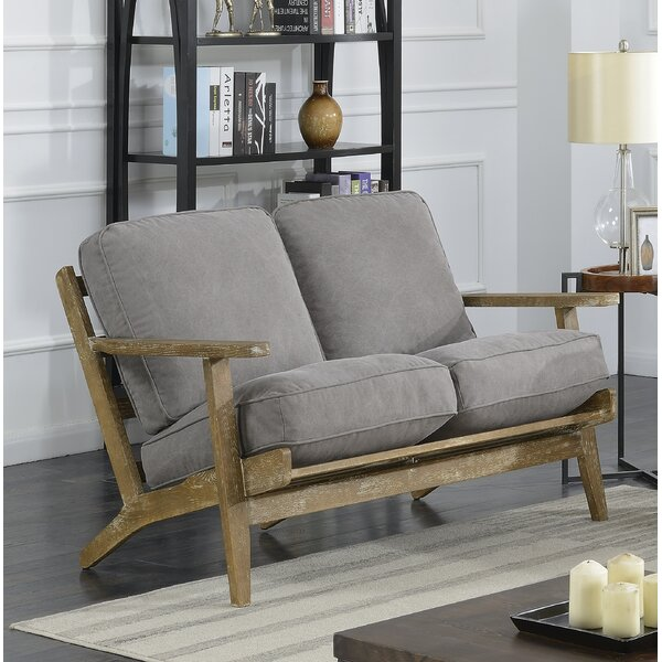 Discover Luxurious Dawson Loveseat by Foundry Select by Foundry Select