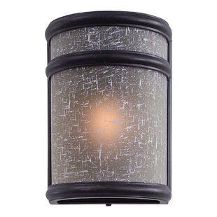 Affordable Delshire Point 1-Light Outdoor Flush Mount By Great Outdoors by Minka