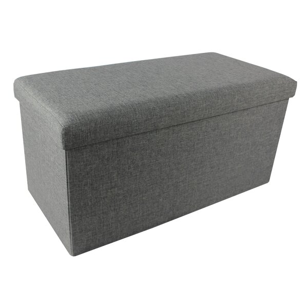 Collapsible Storage Ottoman by Achim Importing Co