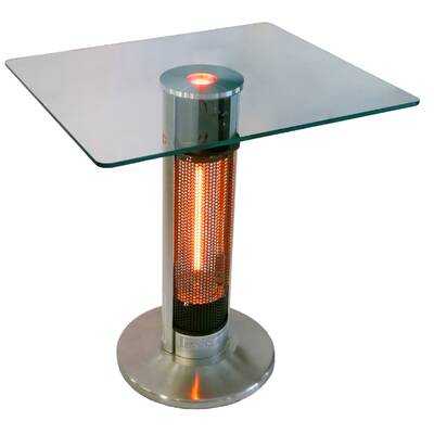 Fire Sense Telescoping 1500 Watt Electric Patio Heater Reviews