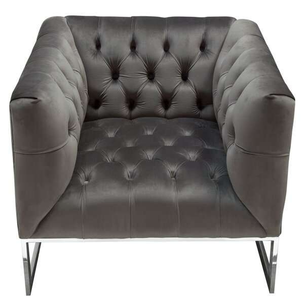 Crawford Armchair by Diamond Sofa