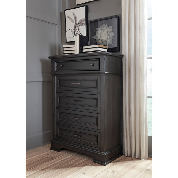 Earley 5 Drawer Chest by Darby Home Co