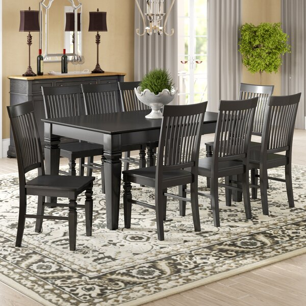 Beesley 9 Piece Extendable Dining Set by Darby Home Co
