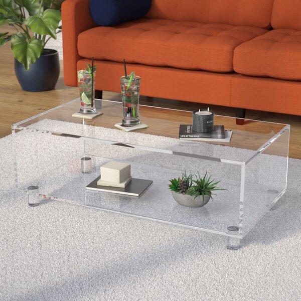 Bogardus Modern Coffee Table by Mercury Row