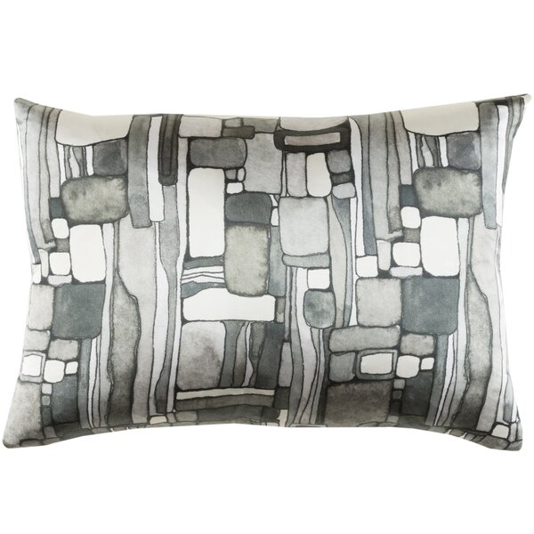 Natural Affinity Silk Lumbar Pillow by Shell Rummel