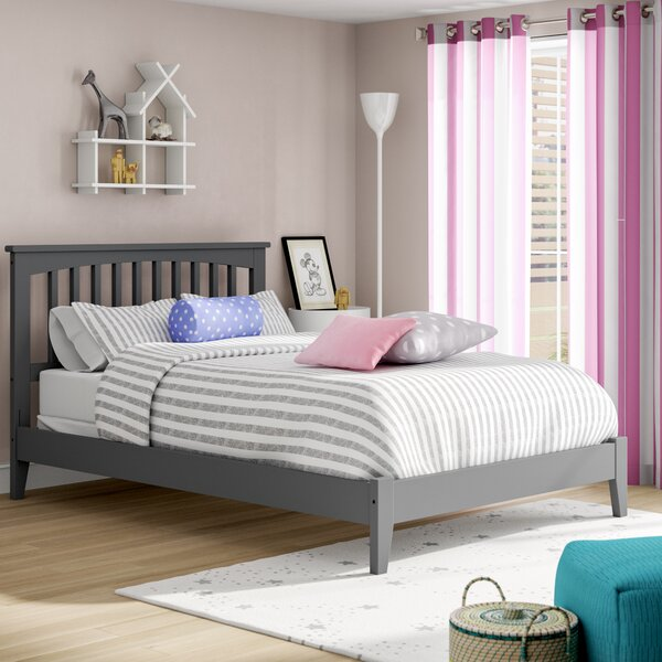 Best  Caulksville Panel Bed By Three Posts Today Only Sale
