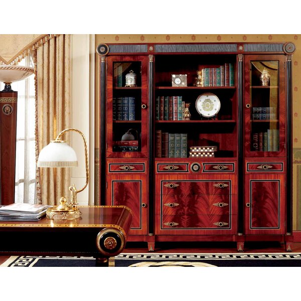 Gary Standard Bookcase by Astoria Grand