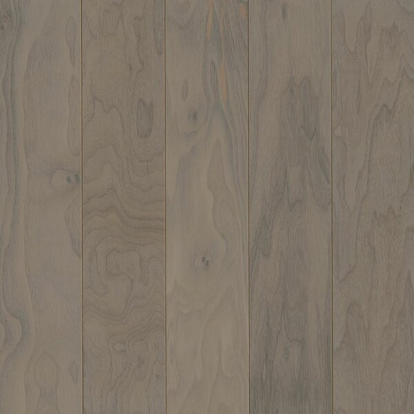 Perf Plus 5 Engineered Hickory Hardwood Flooring in Beach Heather by Armstrong Flooring