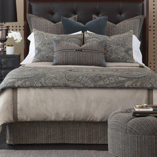 Reign Wicklow Heather Single Reversible Comforter
