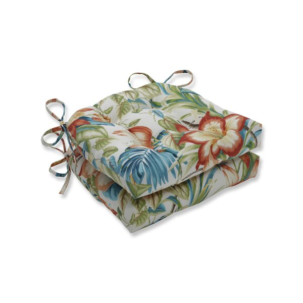 Botanical Glow Tiger Lily Reversible Indoor/Outdoo