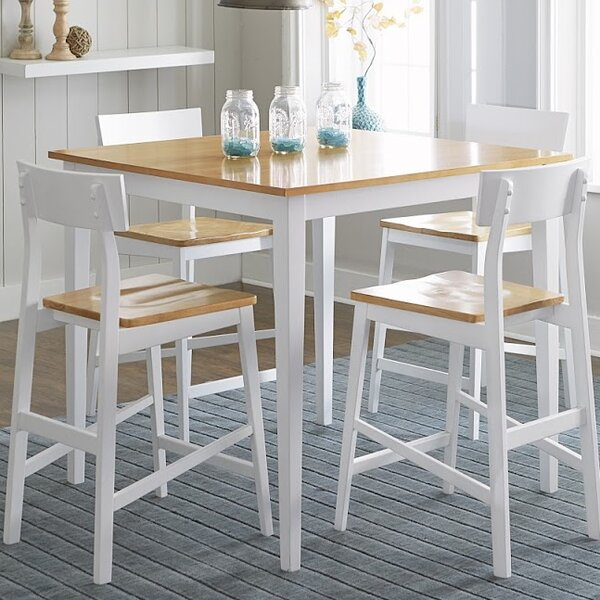 Finley Counter Height Dining Table by Beachcrest Home