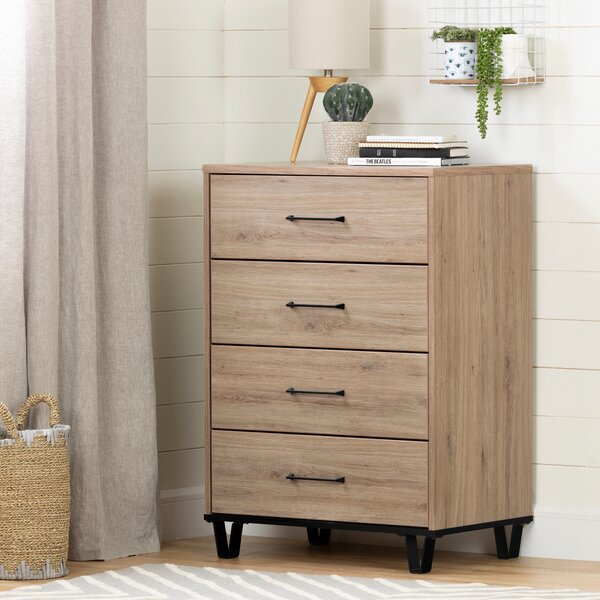 Fakto 4 Drawer Chest by South Shore