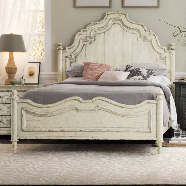 Auberose Panel Bed by Hooker Furniture