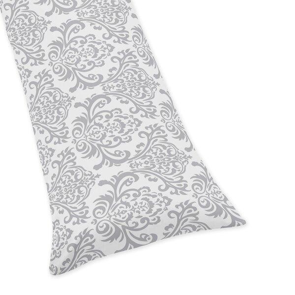 Skylar Damask Body Pillow Case by Sweet Jojo Designs