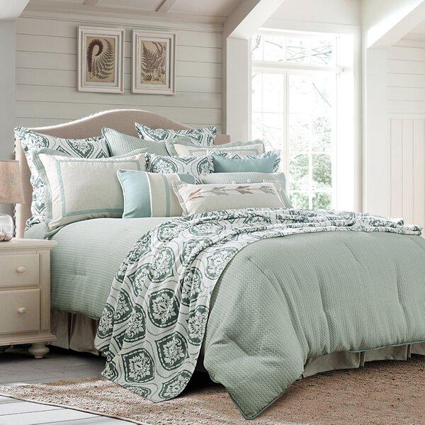 Bolton 4 Piece Comforter Set by Bungalow Rose