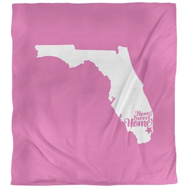 Home Sweet Miami Duvet Cover