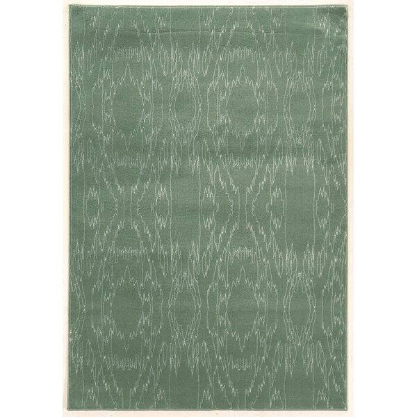 Lucinda Aqua Area Rug by Threadbind
