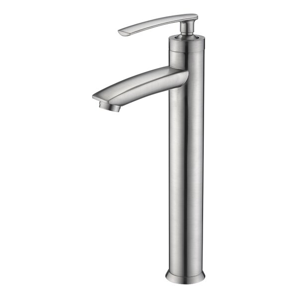 Fifth Single Hole Bathroom Faucet with Drain Assembly by ANZZI