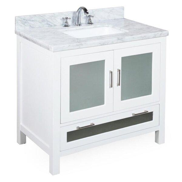 Faysal 36 Single Bathroom Vanity Set