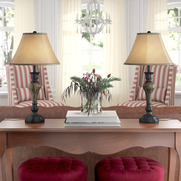Vetter 24'' Table Lamp (Set of 2) by Red Barrel Studio