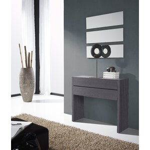 Oden Console Table and Mirror ..