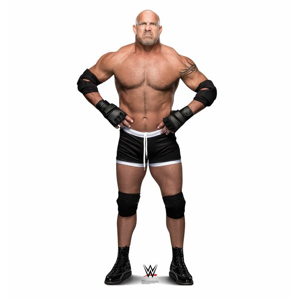 Goldberg (WWE) Standup by Advanced Graphics