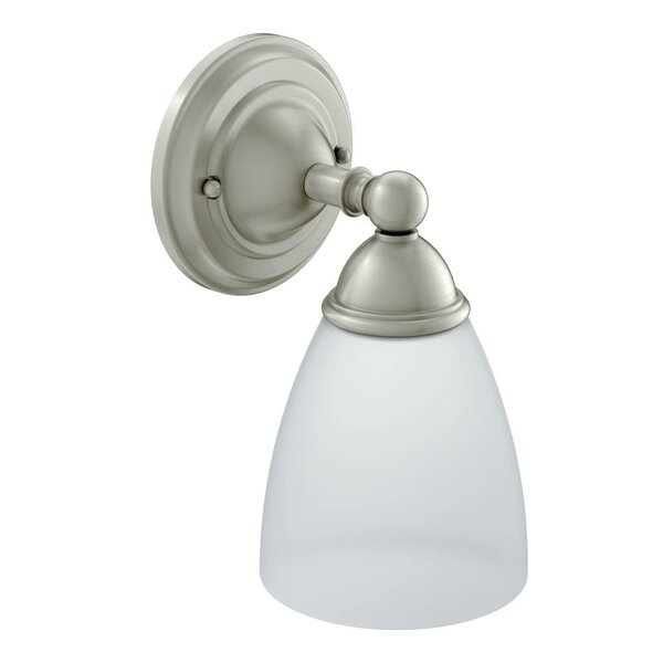 Brantford 1-Light Bath Sconce by Moen