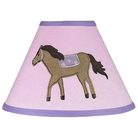 Pony 10 Cotton Empire Lamp Shade by Sweet Jojo Designs