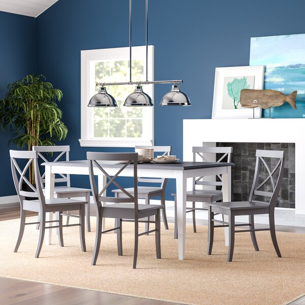 Looking for Lehigh Acres 7 Piece Dining Set By Beachcrest Home Savings