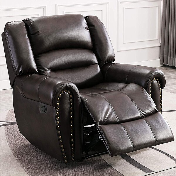 Contoured Reclining Chair Wayfair