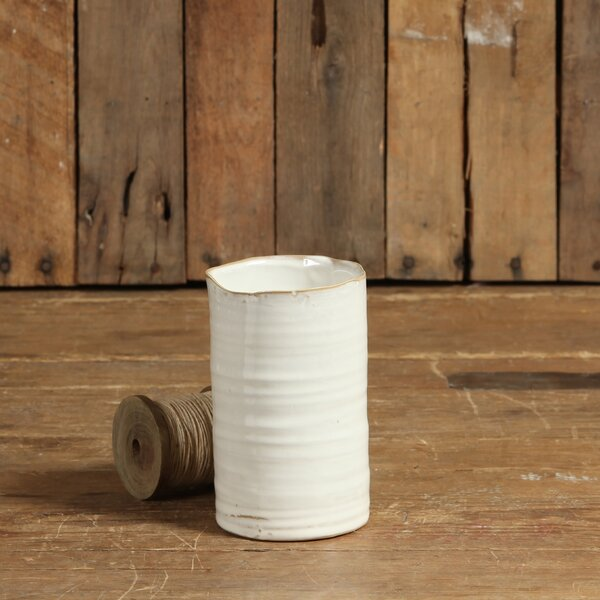 Pointer Ceramic Table Vase by Union Rustic
