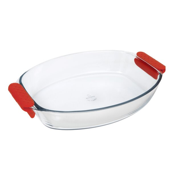 9.75 Medium Oval Roaster by Marinex| @ $33.99