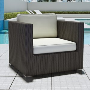 Outdoor Arm Chair with Cushion