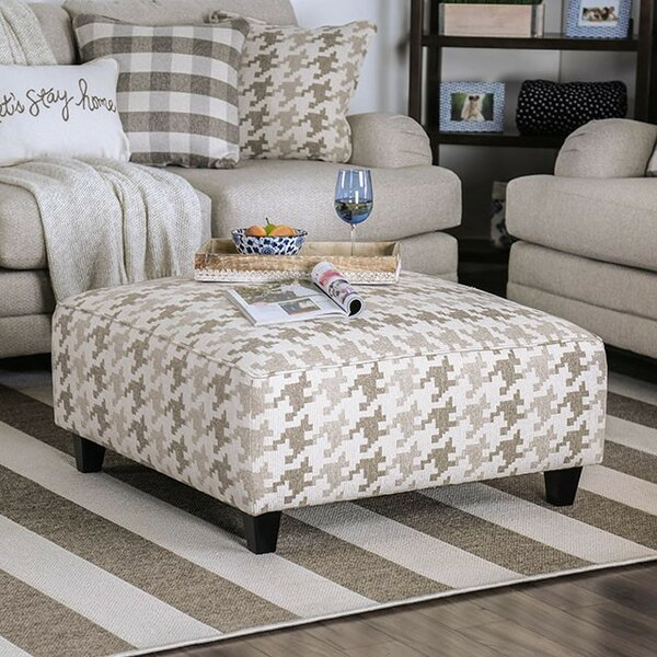 Haings Ottoman by Darby Home Co