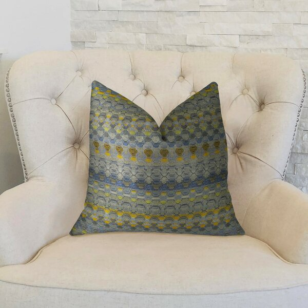 Pattillo Handmade Luxury Pillow by Orren Ellis