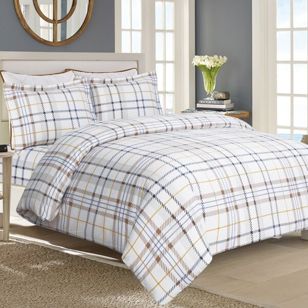 Flannel Sheet Set by Tribeca Living