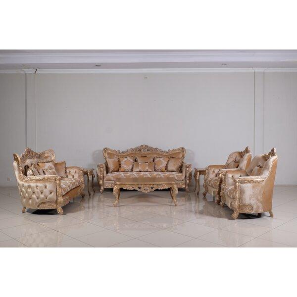 Phanto 3 Piece Coffee Table Set by Astoria Grand Astoria Grand