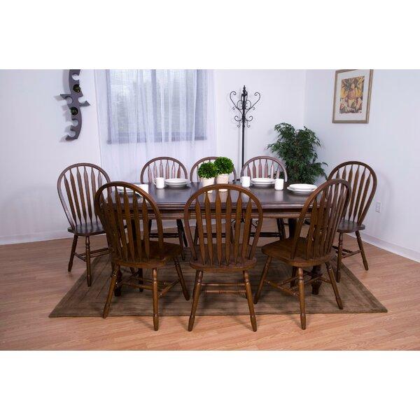 Irie 9 Piece Dining Set by Loon Peak