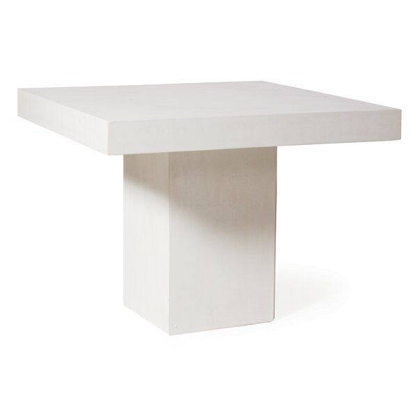 Provence Dining Concrete Dining Table by Seasonal Living