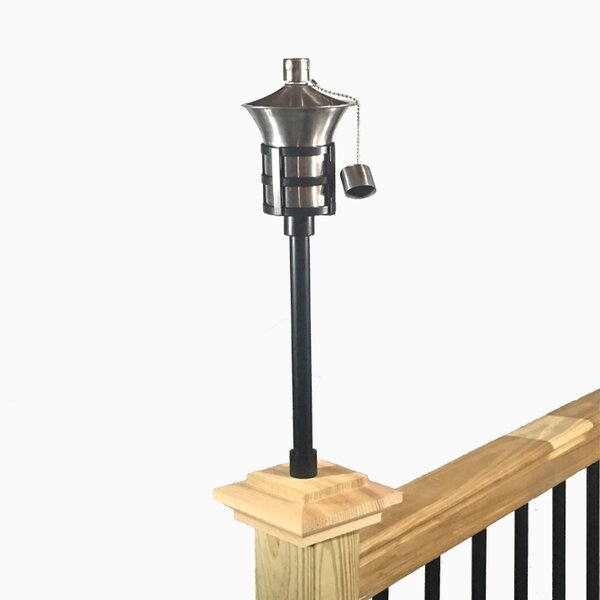 Bracket Torch by Tru-Scapes Deck Lighting