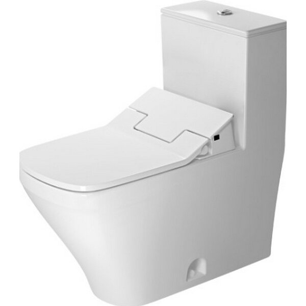 DuraStyle HET 1.32 GPF Elongated One-Piece Toilet by Duravit