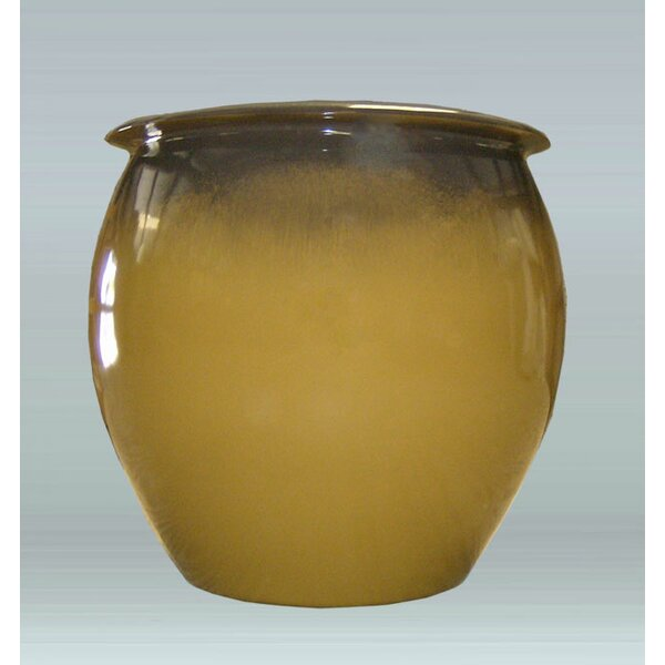 Bombay Plastic Pot Planter by Allied Molded Products